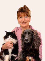 Margrit Coates Healing for animals